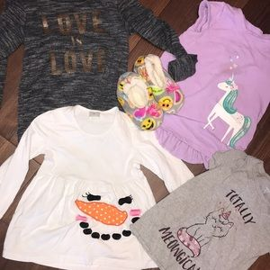 Adorable bundle preowned excellent 5 items